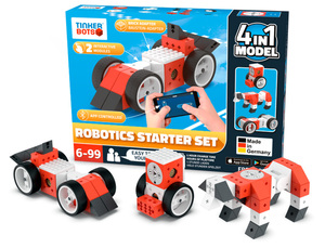 Tinkerbots, Robotics Starter Set, 00046