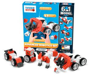 Tinkerbots, Robotics Advanced Set, 00053