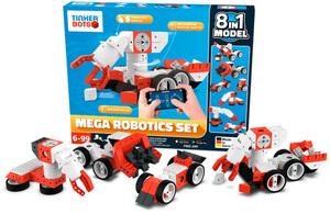 Tinkerbots, Robotics Mega Set, 00060