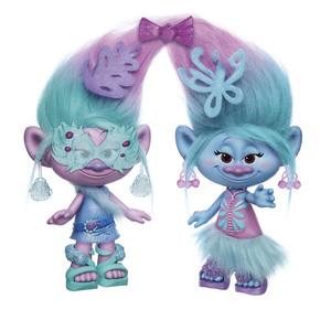 Hasbro - Trolls Die Fashion Zwillinge B6563EU4