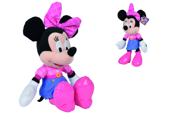 Simba Disney, Happy Helpers, Minnie, 50cm Plüschfigur; 6315874744
