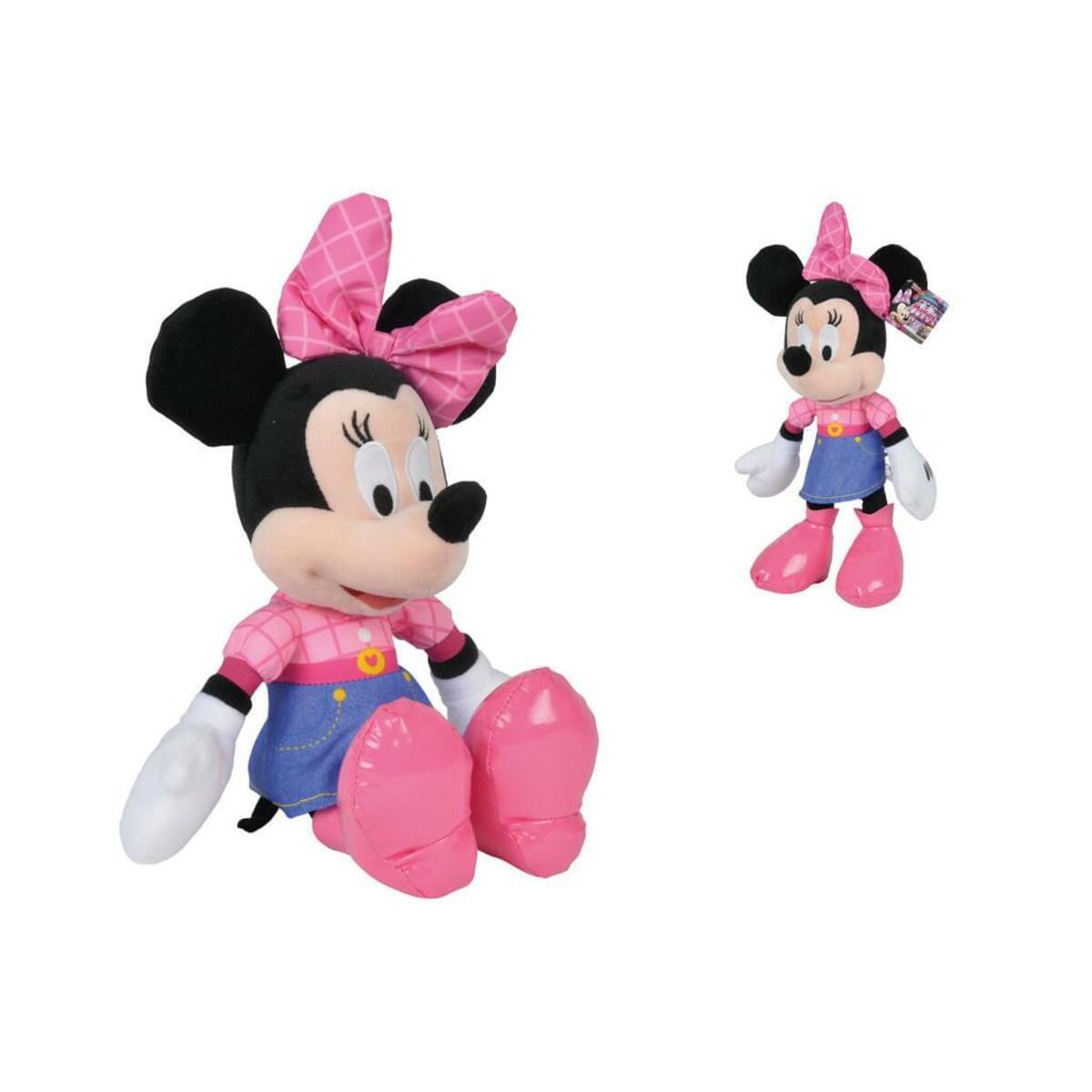 Bild 2 von Simba Disney, Happy Helpers, Minnie, 50cm Plüschfigur; 6315874744