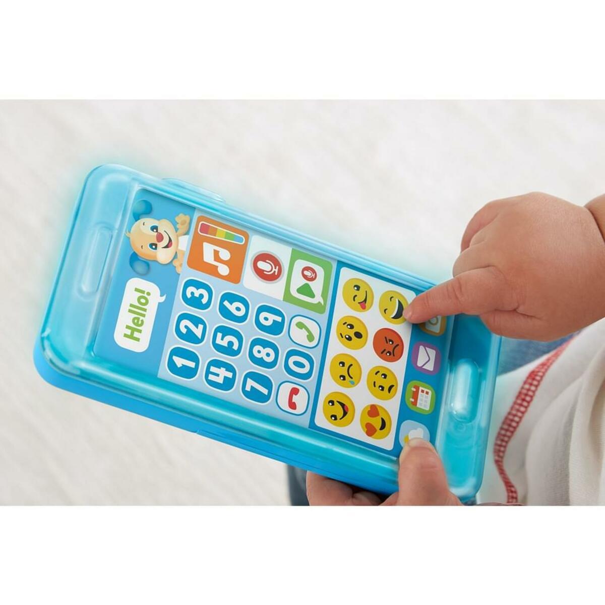 Bild 2 von Fisher-Price Lernspaß Hündchens Smart Phone
