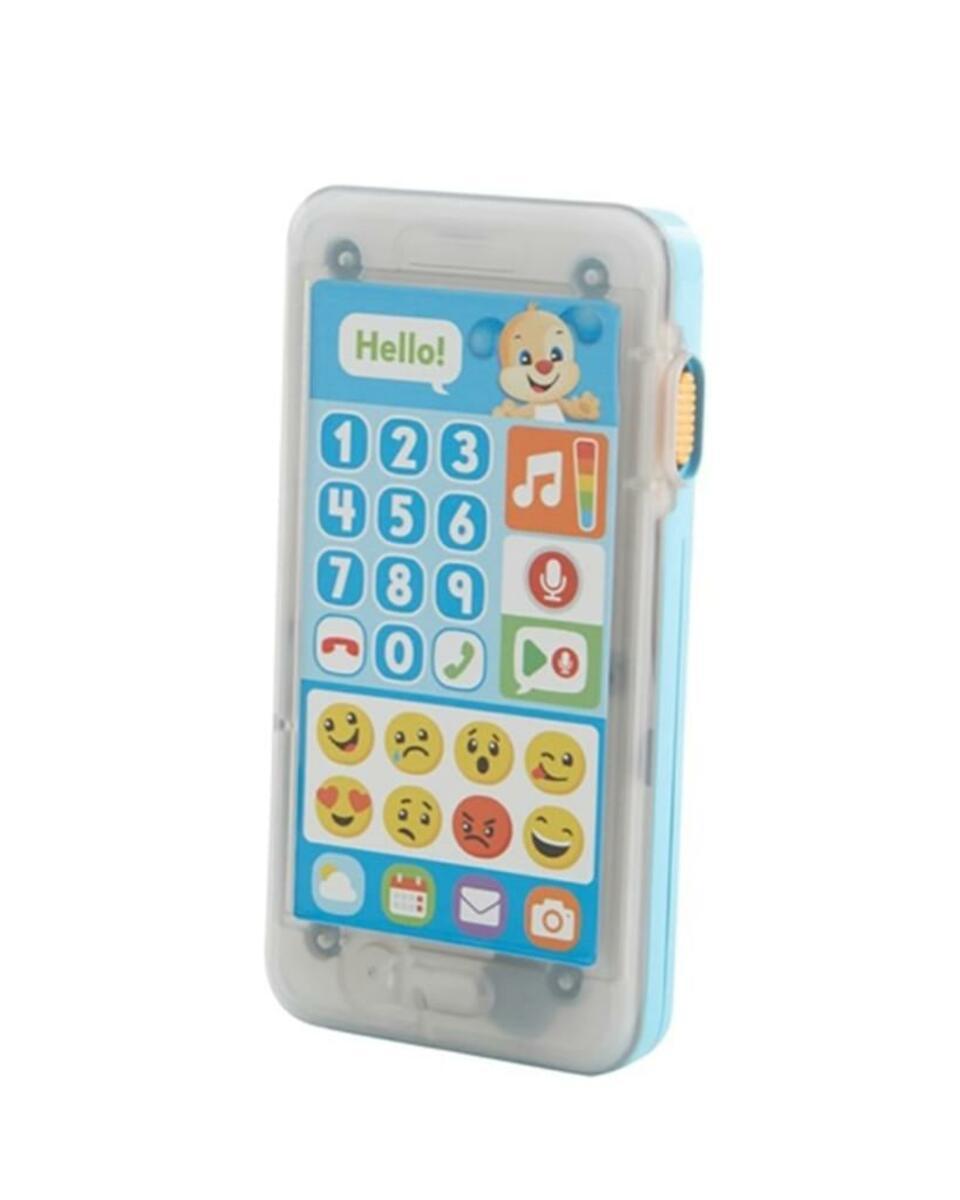Bild 4 von Fisher-Price Lernspaß Hündchens Smart Phone
