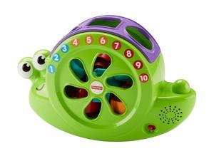 Fisher-Price Babys Musikschnecke