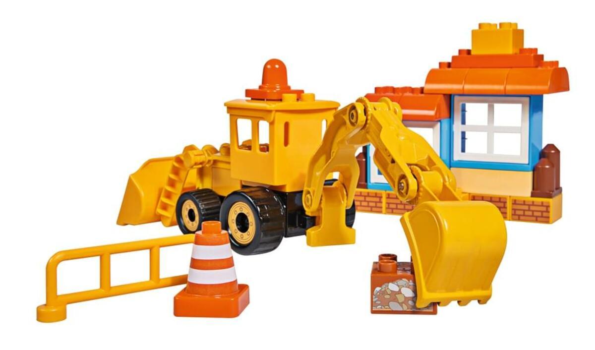 Bild 3 von BIG-BLOXX Bob der Baumeister Baggi