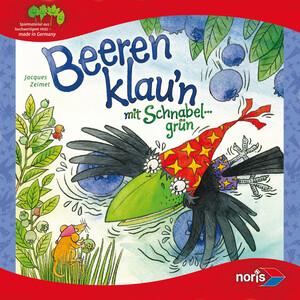 Noris Spiele Beeren klauŽn; 606011071
