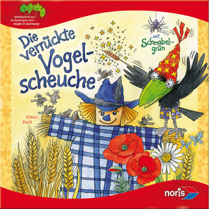 Noris Spiele Die verrückte Vogelscheuche; 606011294