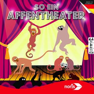 Noris Spiele So ein Affentheater; 606121480