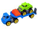 Bild 1 von BIG Power-Worker Mini Monstertruck-Set