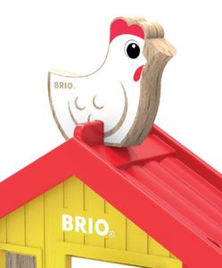 BRIO Hühnerhaus; 30305