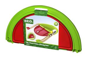BRIO Mein erster Mitnehm-Spielkoffer; 33711