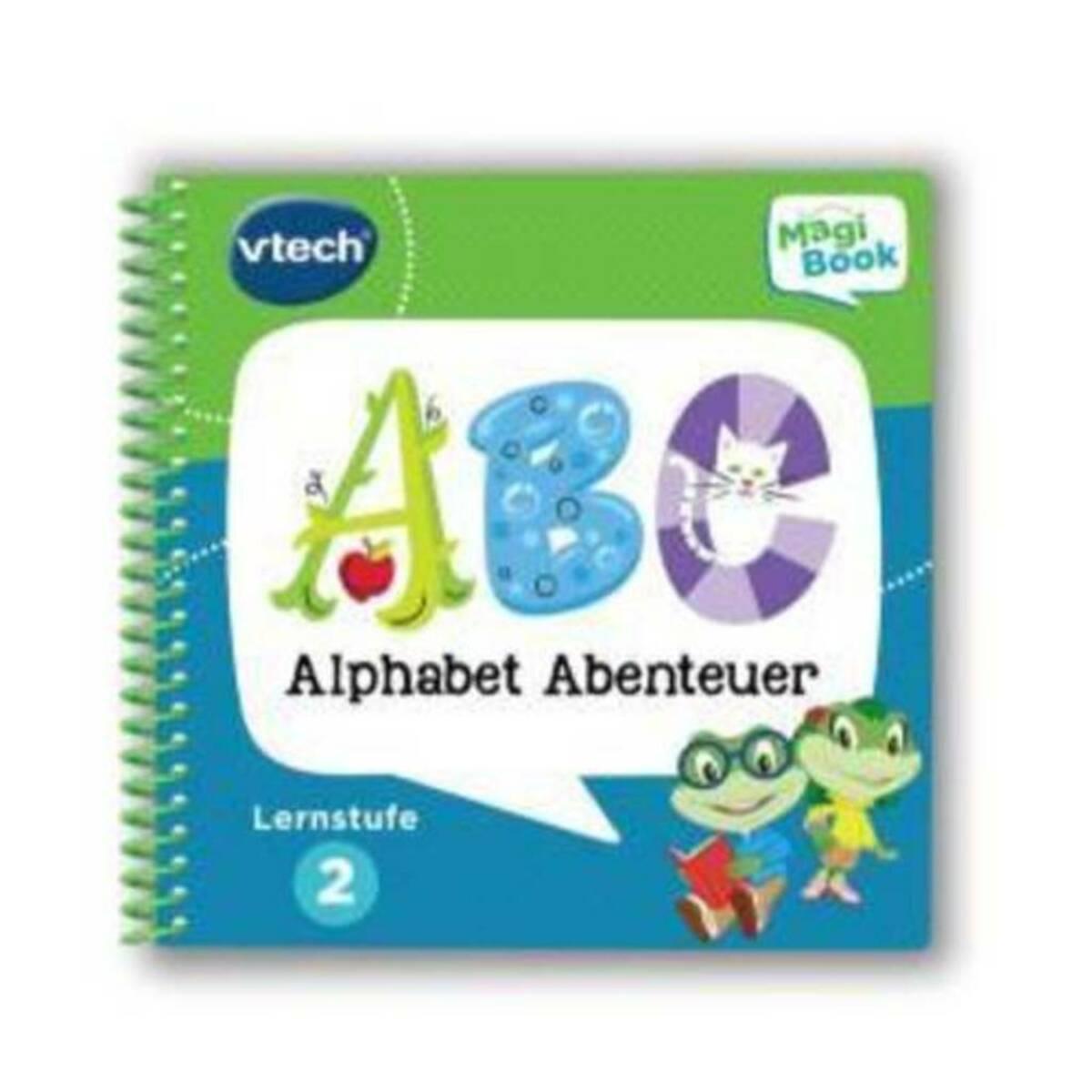 Bild 2 von Lernbuch Alpahbet Abenteuer