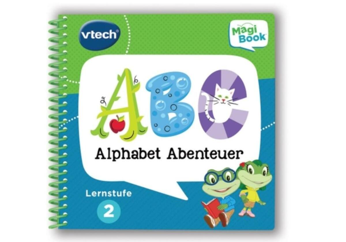 Bild 3 von Lernbuch Alpahbet Abenteuer