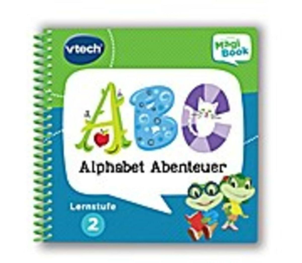 Bild 4 von Lernbuch Alpahbet Abenteuer