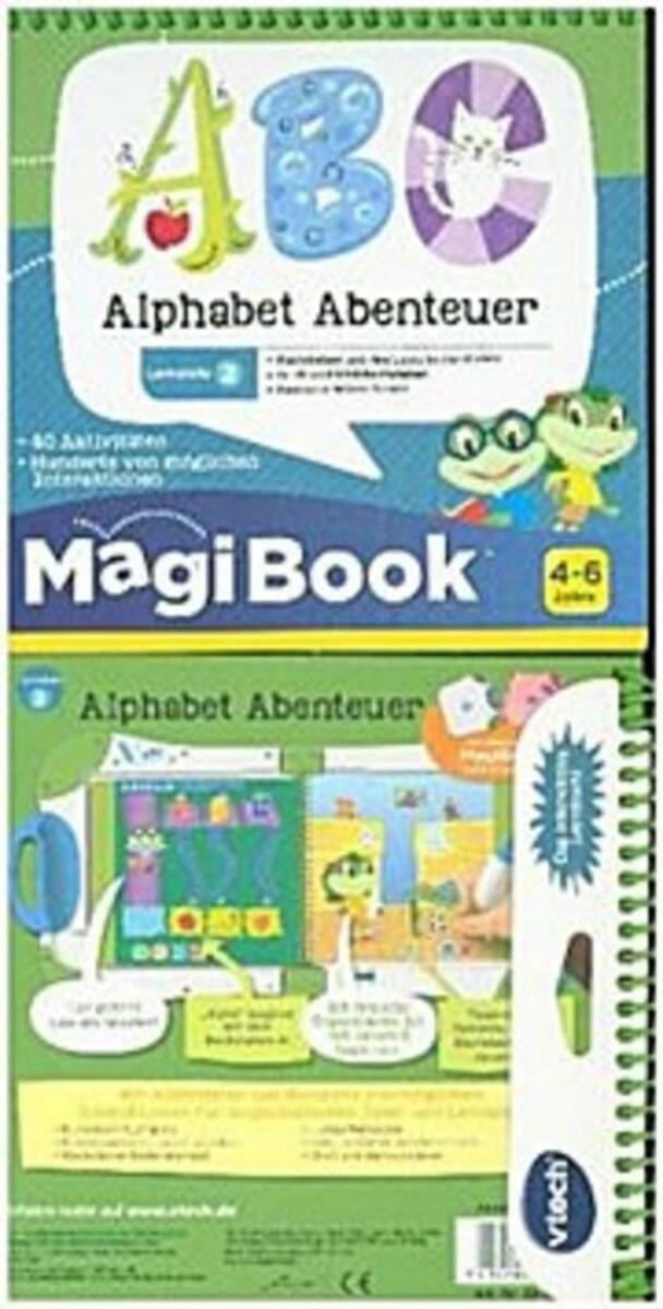 Bild 5 von Lernbuch Alpahbet Abenteuer