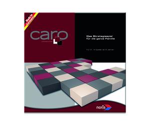 Noris Spiele Caro; 606101070