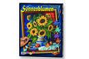 Bild 2 von Noris Spiele Malen nach Zahlen - Stillleben mit Sonnenblumen; 609130308