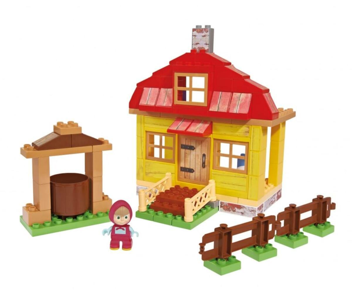 Bild 2 von BIG 800057096, Bausatz, Mehrfarben, 1,5 Jahr(e), 95 Stück(e), Cartoon, Junge/Mädchen