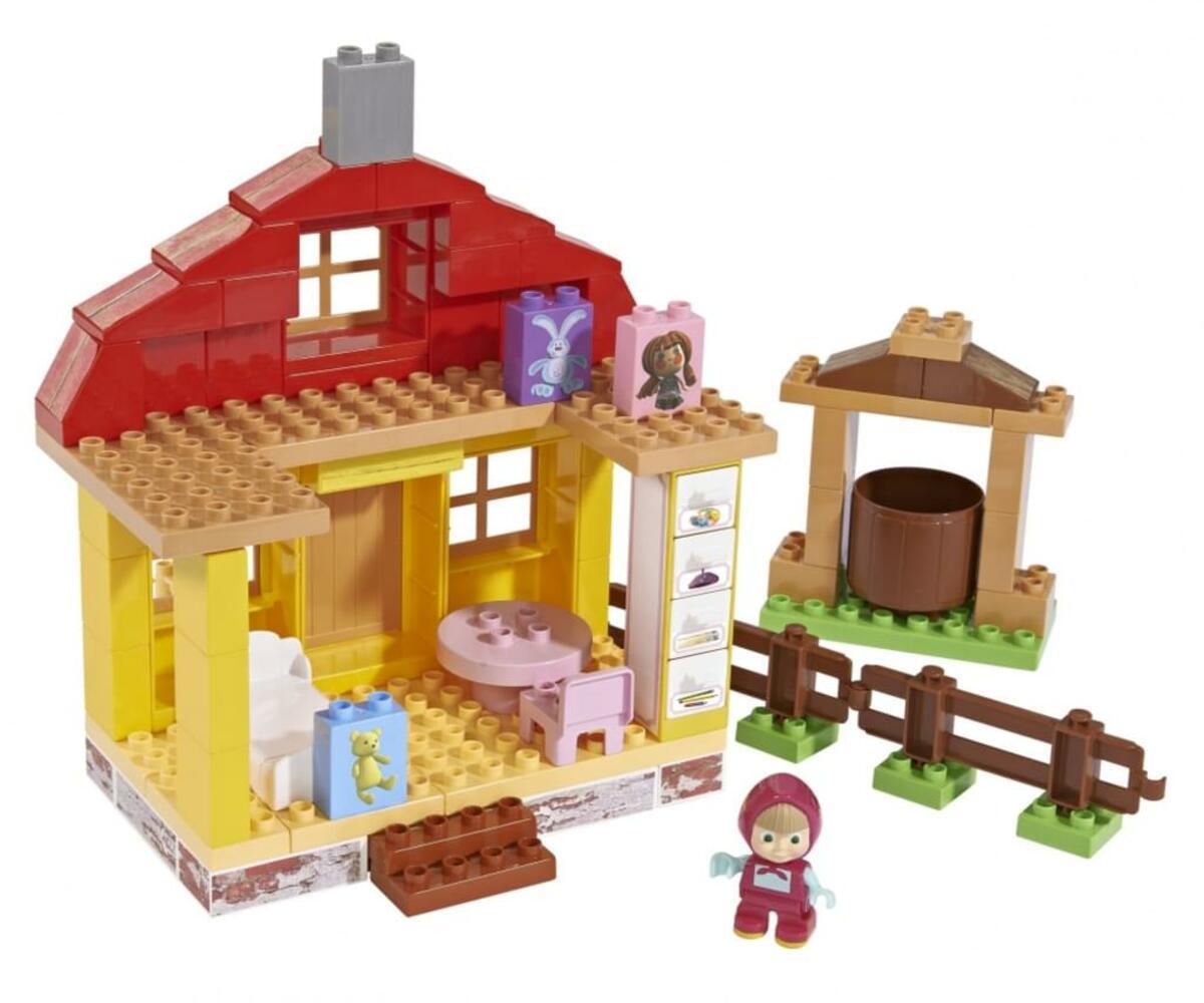 Bild 3 von BIG 800057096, Bausatz, Mehrfarben, 1,5 Jahr(e), 95 Stück(e), Cartoon, Junge/Mädchen