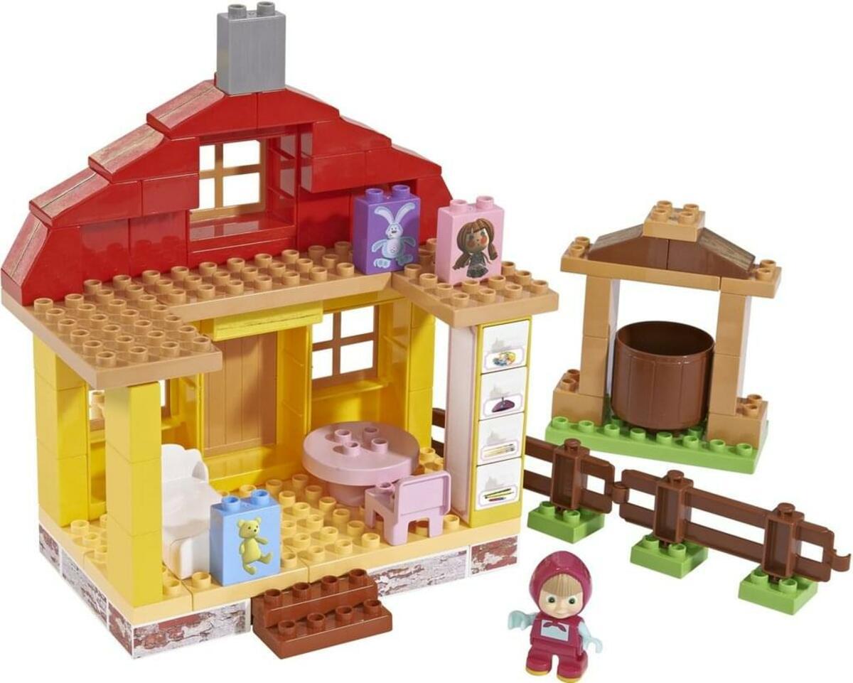 Bild 5 von BIG 800057096, Bausatz, Mehrfarben, 1,5 Jahr(e), 95 Stück(e), Cartoon, Junge/Mädchen