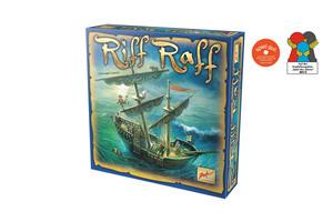 Noris Spiele Riff Raff; 601105012
