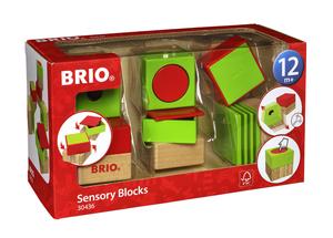 BRIO Sensorik-Steine; 30436