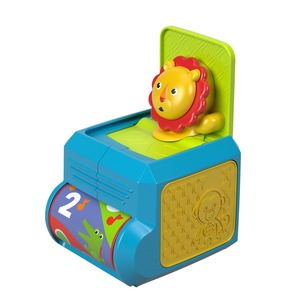 Fisher-Price Babys Löwen-Spielwürfel