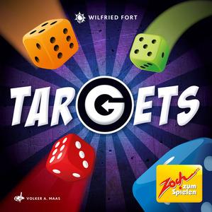 Noris Spiele Targets; 601105106