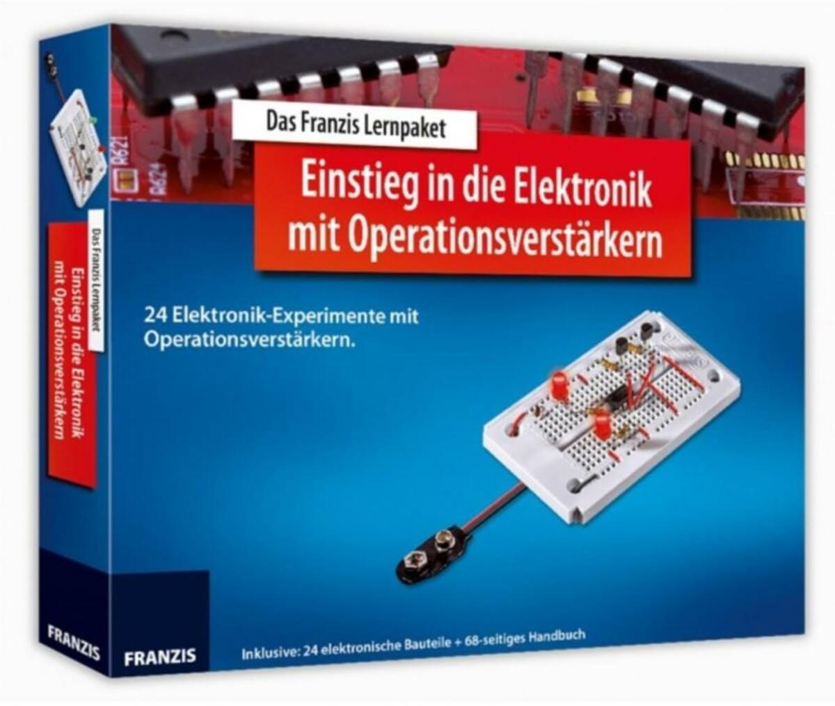 Bild 2 von Lernpaket Einstieg in die Elektronik mit Operationsverstärkern