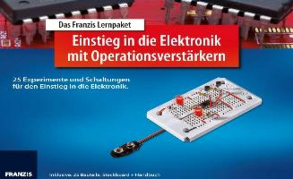 Bild 5 von Lernpaket Einstieg in die Elektronik mit Operationsverstärkern