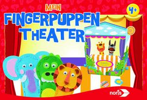 Noris Spiele Mein Fingerpuppen Theater; 606041550