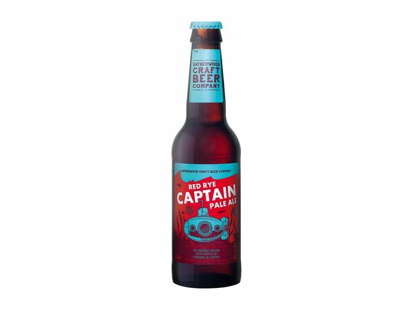 Red Rye Captain Craft Pale Ale