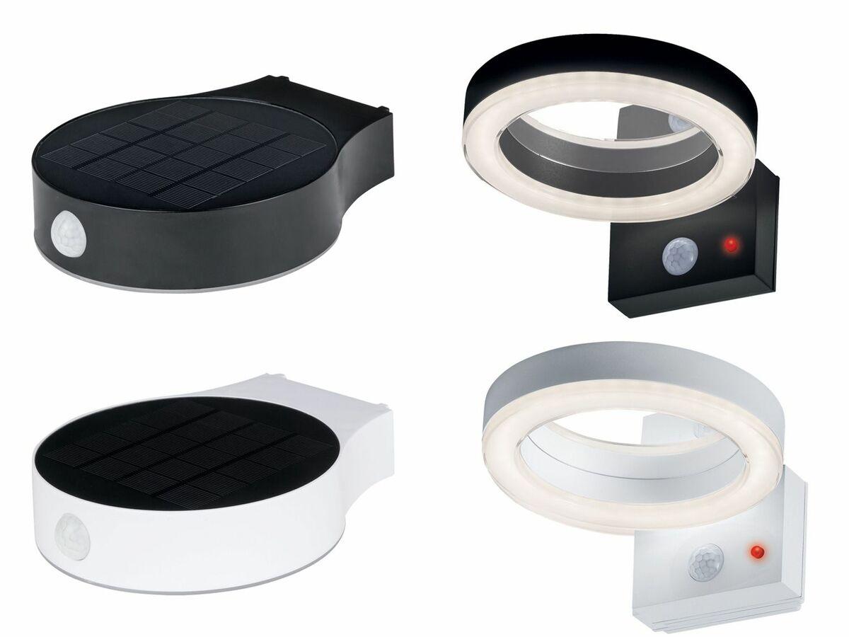 Bild 1 von LIVARNO LUX® LED-Solar-Außenleuchte