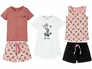 PEPPERTS® Mädchen Sommerpyjama/Bigshirt