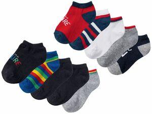 LUPILU® 5 Paar Kleinkinder Jungen Sneakersocken