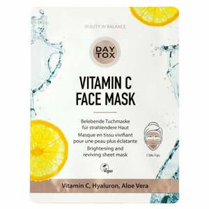 DAYTOX Vitamin C Face Mask 11.80 EUR/100 ml
