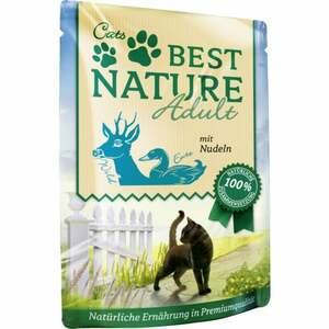Best Nature Katzenfutter Adult Wild & Ente 1.05 EUR/100 g (16 x 85.00g)