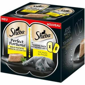 Sheba Perfect Portions™ mit Huhn 1.06 EUR/100 g