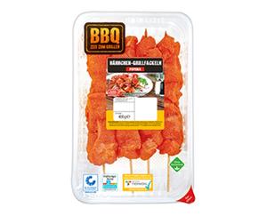 BBQ Hähnchen-Grillfackeln*