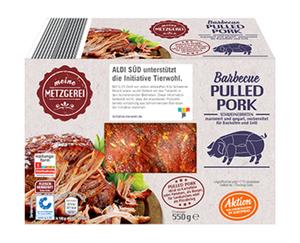 MEINE METZGEREI Barbecue Pulled Pork*
