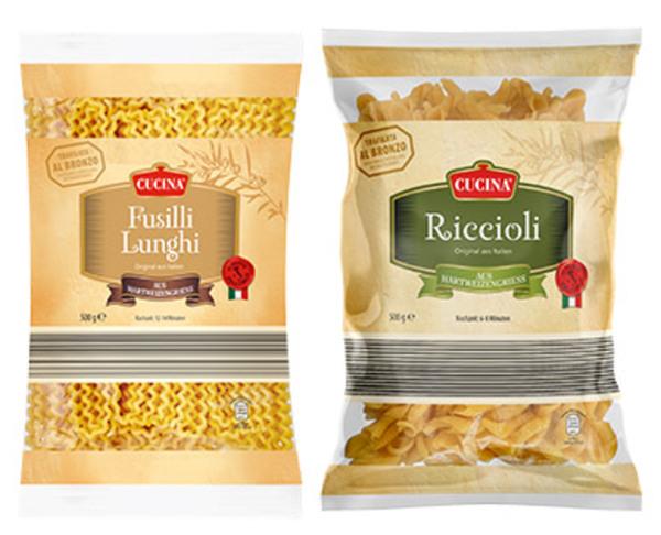 CUCINA®  Pasta-Spezialität