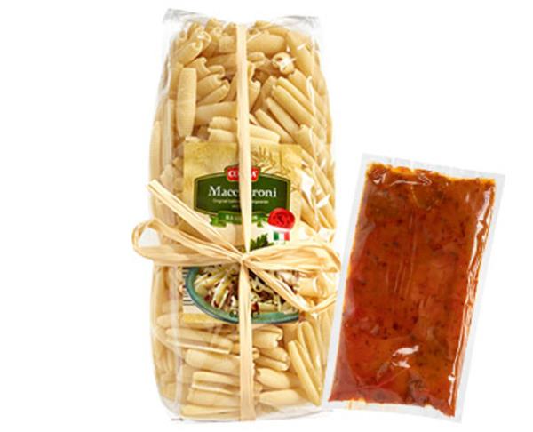 CUCINA®  Pasta-Spezialität mit Sauce