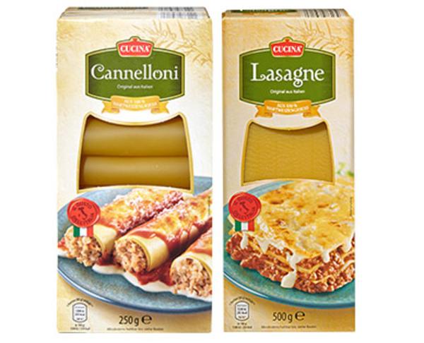 CUCINA®  Cannelloni oder Lasagne