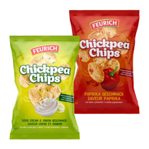 FEURICH     Chickpea Chips