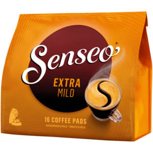 Senseo Pads Extra Mild, 16 Kaffeepads