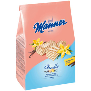 Manner Vanille-Schnitten 400g