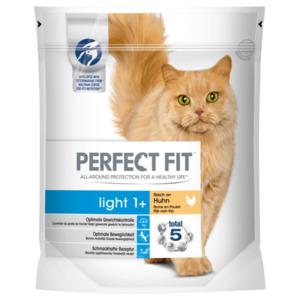 Perfect Fit Katzenfutter Light 1+ Reich an Huhn 750g