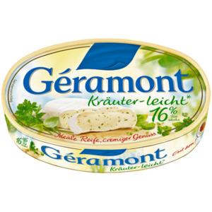 Géramont Kräuter leicht 200g
