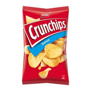 Lorenz Crunchips Salted